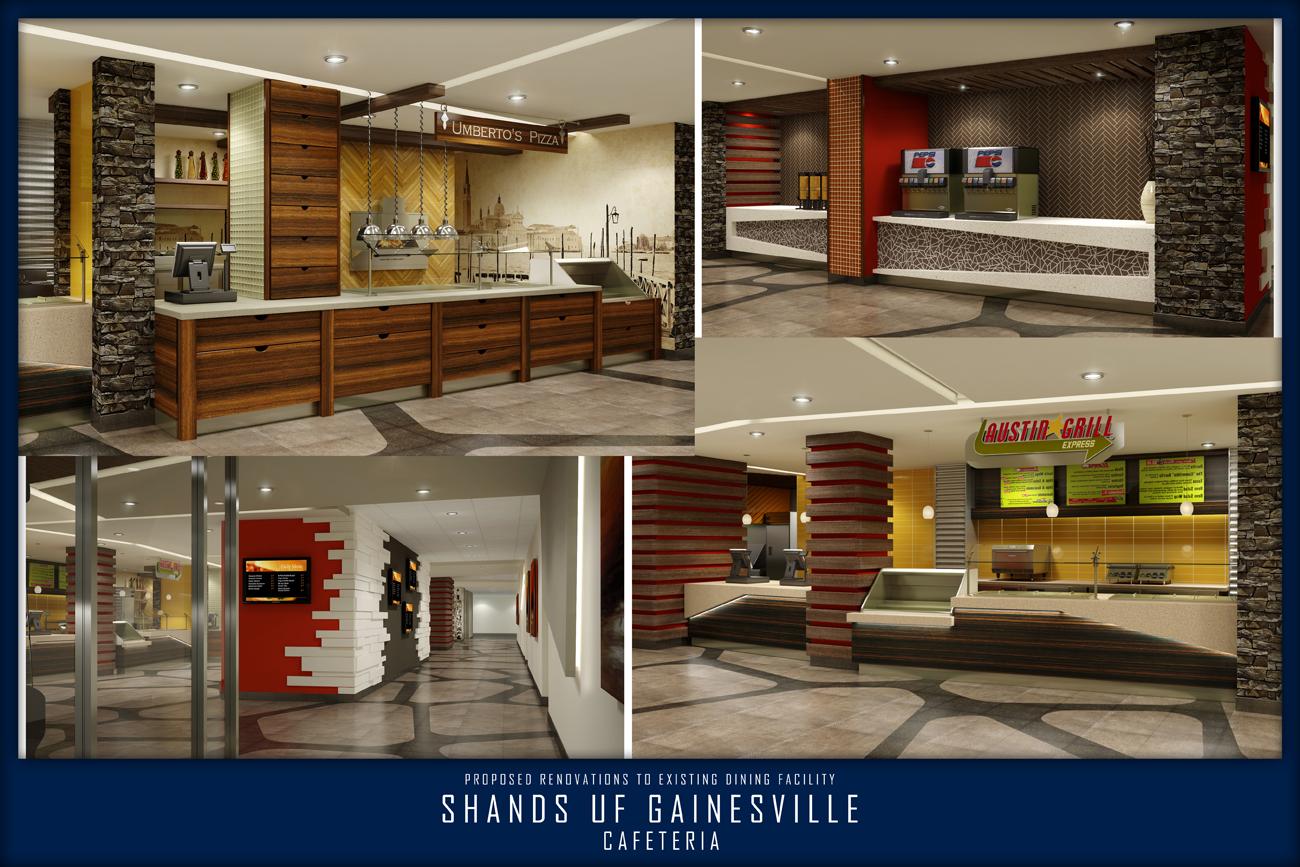 Uf Shands Food Court