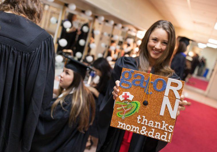 Cover for CON graduation Issue