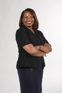 Dr. Versie Johnson-Mallard, Department Chair, College of Nursing, Department of Family, Community and Health Systems Science. Dr. Versie Johnson Mallard works to research ways to improve health care systems so that they can better serve people in the areas of sexual and reproductive health.