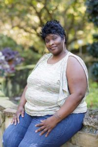 After battling Guillan-Barre syndrome and relearning how to feed herself and walk, Gloria McIntyre is back to her job at Lowes in Ocala and taking care of her family.