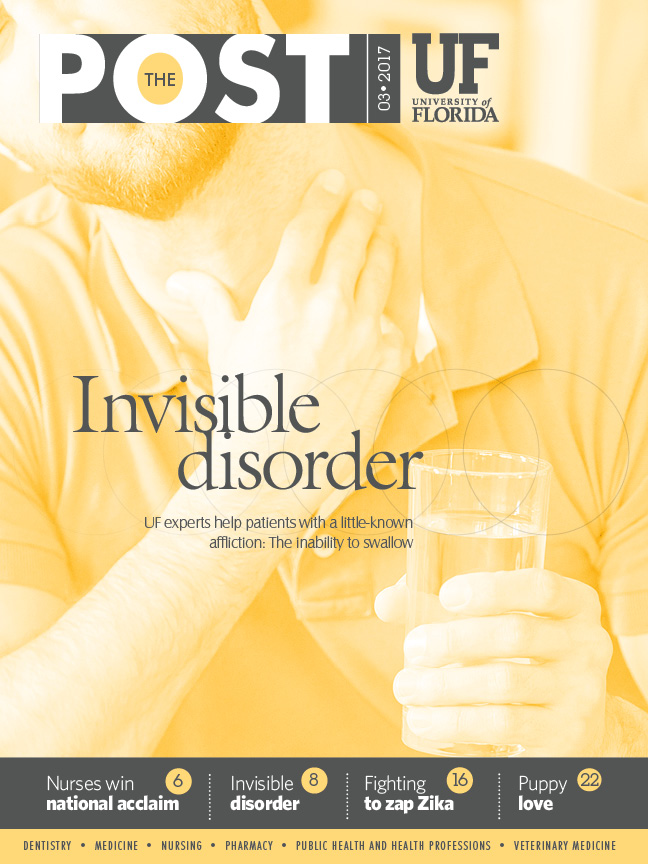 Cover for March 2017 Issue