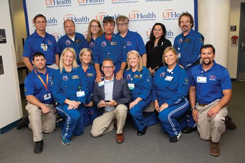 The UF Health ShandsCair Critical Care Transport Program