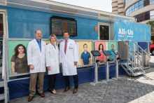 All of Us Journey visits UF Health to encourage participation