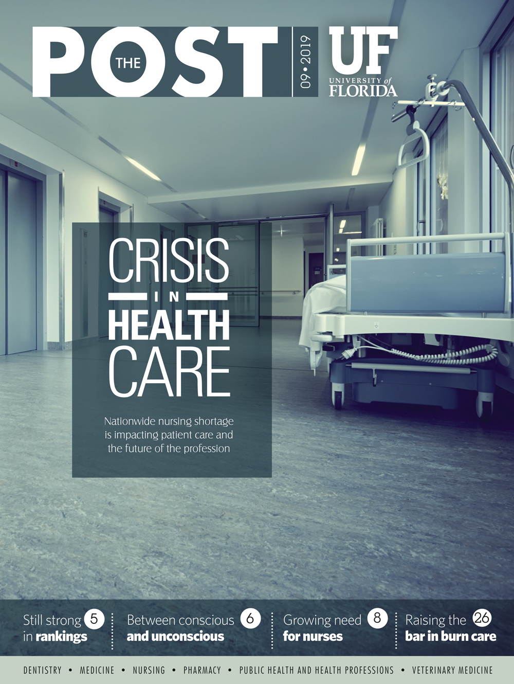 Cover for September 2019 Issue