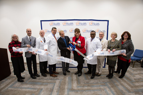 UF Health Florida Recovery Center expands with newly renovated facility