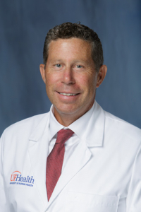 Dr. David Nelson, Interim Senior VP Health Affairs & President, UF Health