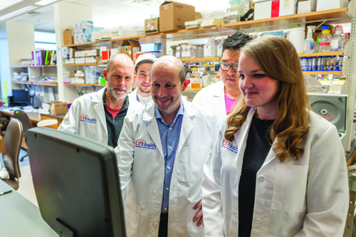 Dr. Todd Golde lab